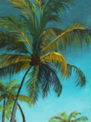 Palm Tree IV