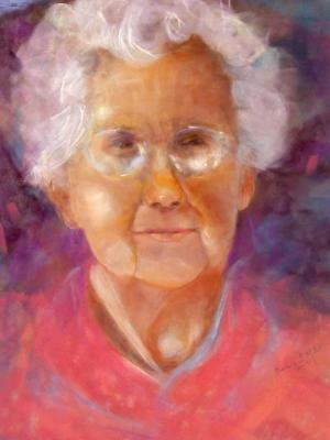 Mom at 90