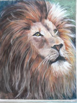 The King - SOLD