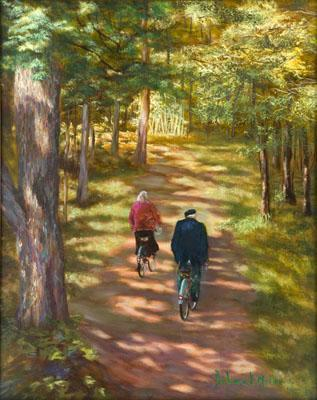 """Going Home"" SOLD"