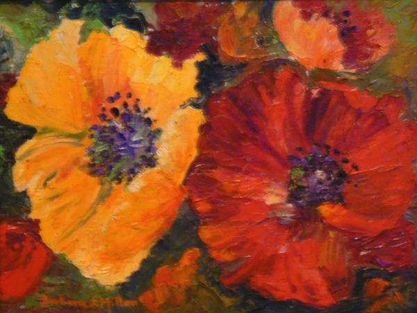 Favorite Poppies