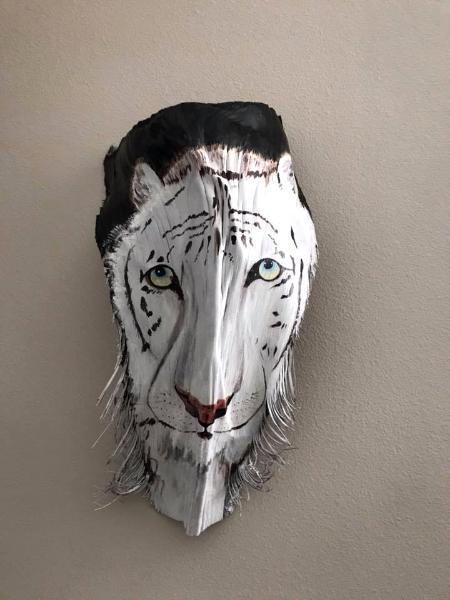 White Tiger - SOLD